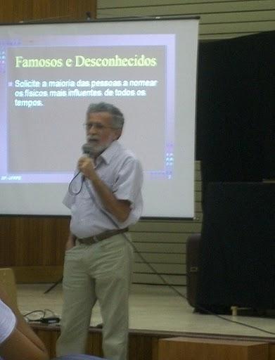 Palestrante: Professor Dr. Ernande Costa