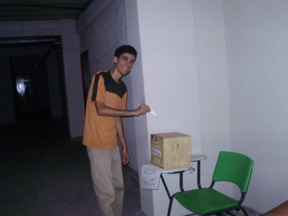 Guilherme, Eleito Coordenador de Esporte e Cultura
