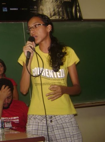 Lidiane Monteiro, Coordenadora-geral