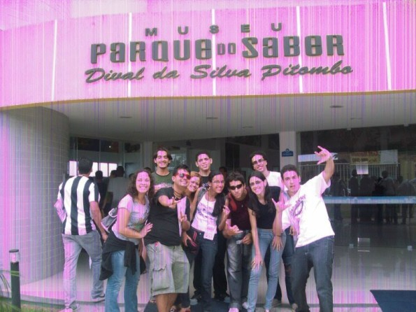 Visita ao Parque do Saber - Feira de Santana