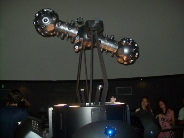 Visita ao Observatório Antares